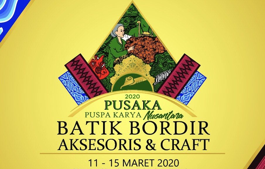 Pusaka Nusantara Batik Bordir Aksesoris & Craft 2020