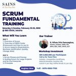SCRUM FUNDAMENTAL TRAINING