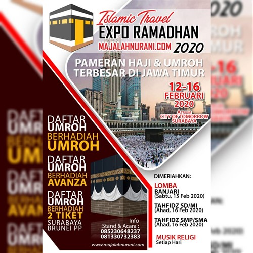 Islamic Travel Expo Ramadhan 2020