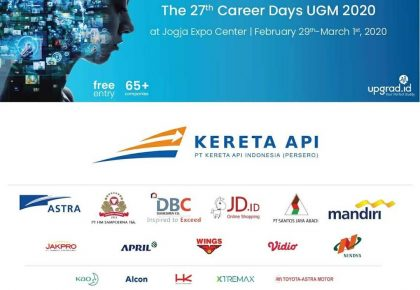 The 27th Career Days UGM 2020
