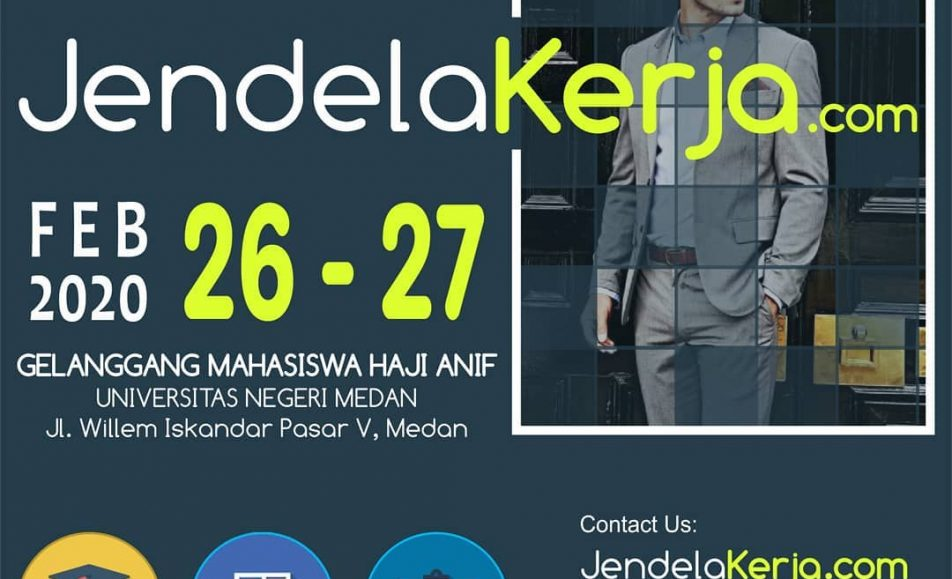 UNIMED Career Expo Februari 2020